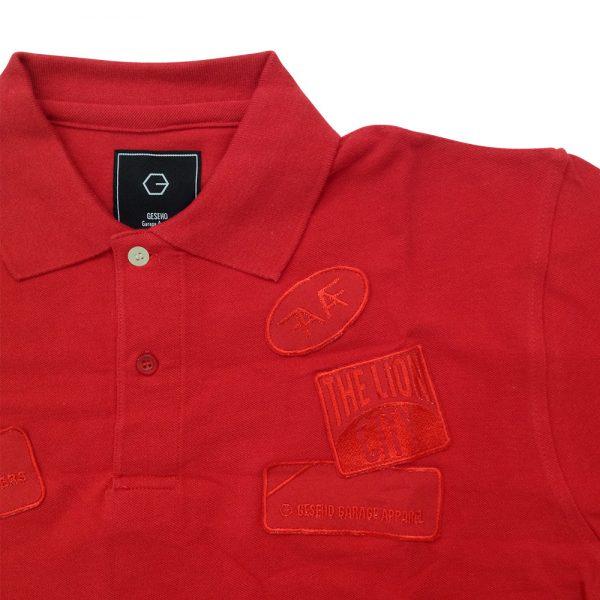 Geseho AFFA Polo Shirt Streetwear Singapore
