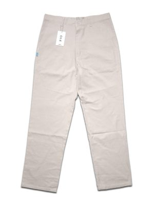 Basic Khaki Chino Pant