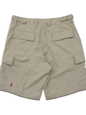 Cargo Bone Shorts