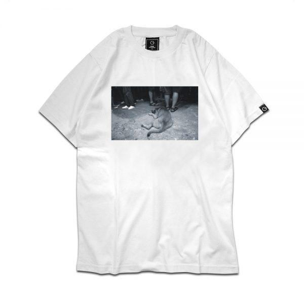 Geseho Streetwear Singapore Dog T-shirt Tee