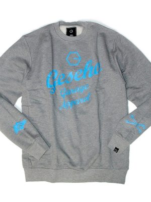 GGA Pull Crew Grey Sweater