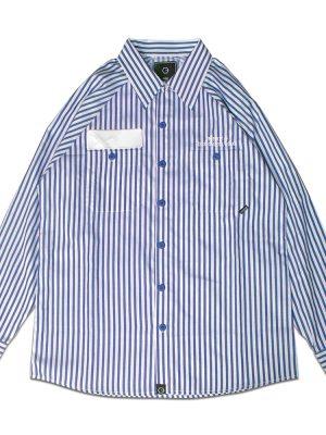 Geseho Raglan LS Work Shirt