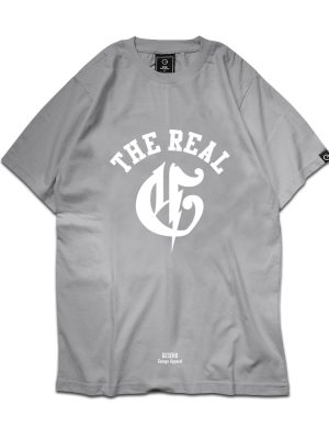 The Real G Grey Tee